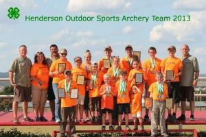 Archery Team 2103
